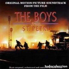 CDs de Música: THE BOYS FROM ST. PETRI / JACOB GROTH CD BSO. Lote 205731846
