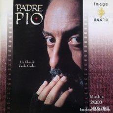 CDs de Música: PADRE PIO / PAOLO BUONVINO CD BSO. Lote 205732025