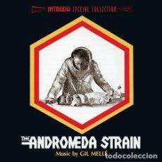 CDs de Música: THE ANDROMEDA STRAIN / GIL MELLÉ CD BSO - INTRADA. Lote 205732253