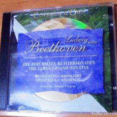 CDs de Música: CD BEETHOVEN CLASSICA DDE ORO 1994. Lote 205734211