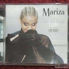 CDs de Música: MARIZA (FADO EM MIM) 2 CD'S 2002. Lote 205734860