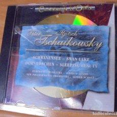 CDs de Música: CD TSCHAIKOWSKY CLASSICA DE ORO 1994. Lote 205735043