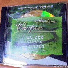CDs de Música: CD FREDERIC CHOPIN CLASSICA DE ORO 1994. Lote 205735436