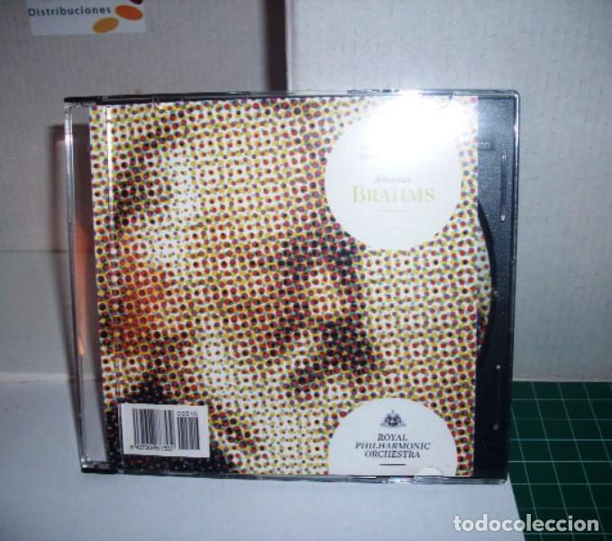 BRAHMS ROYAL PHIL.HARMONIC ORCHESTRA (Música - CD's World Music)