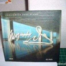 CDs de Música: CONCIERTO PARA PIANO, MOZART. Lote 205737158