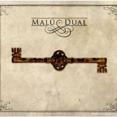 CDs de Música: MALU - DUAL - 2 CD DIGIPACK SPAIN 2012 - SONY MUSIC  88765428162. Lote 205748118