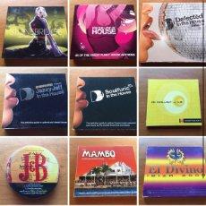CDs de Música: ¡COLECCIÓN DE 20 BOX (43 CD'S) DE MÚSICA HOUSE!. Lote 205755880