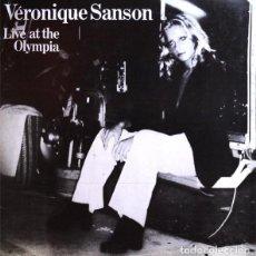 CDs de Música: VÉRONIQUE SANSON – LIVE AT THE OLYMPIA. Lote 205762307