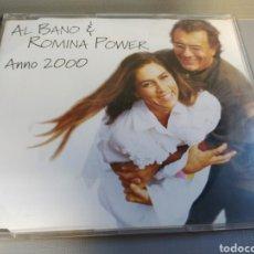 CDs de Música: CD AL BANO Y ROMINA PODER ANNO 2000. Lote 205763902