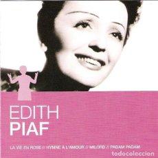 CDs de Música: EDITH PIAF – L'ESSENTIEL. Lote 205764563