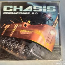 CDs de Música: DOBLE CD CHASIS SENSACIONES 2.0. Lote 205764675