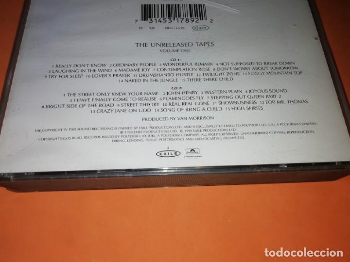 CDs de Música: VAN MORRISON. THE PHILOSOPHERS STONE. DOBLE CD. EXILE PRODUCTIONS 1998. RARO. - Foto 7 - 205780721