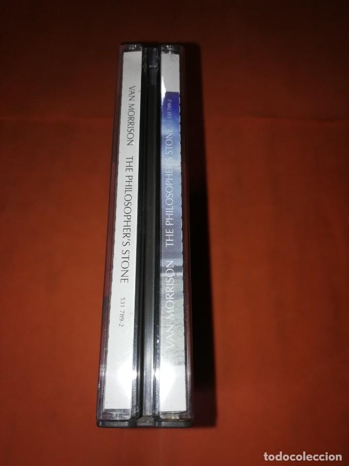 CDs de Música: VAN MORRISON. THE PHILOSOPHERS STONE. DOBLE CD. EXILE PRODUCTIONS 1998. RARO. - Foto 6 - 205780721