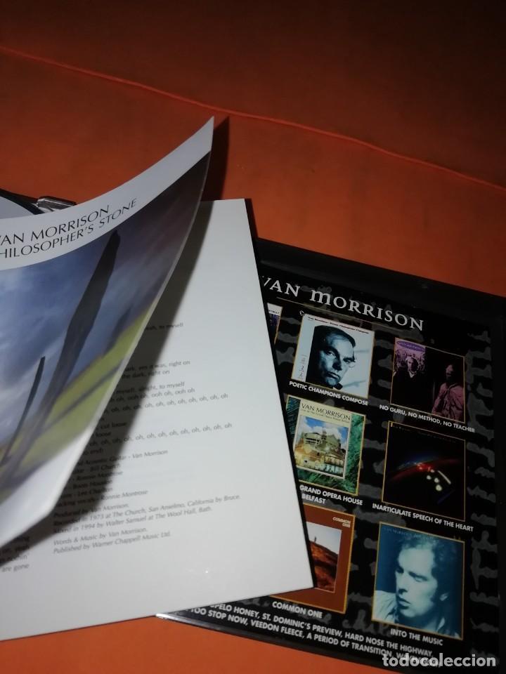 CDs de Música: VAN MORRISON. THE PHILOSOPHERS STONE. DOBLE CD. EXILE PRODUCTIONS 1998. RARO. - Foto 4 - 205780721
