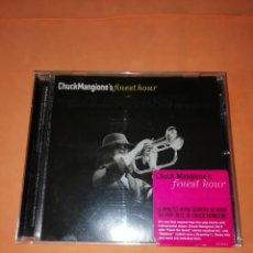 CDs de Música: CHUCK MANGIONE'S FINEST HOUR. THE VERVE MUSIC GROUP. 2000. CD. MADE IN THE EU. RARO.. Lote 205784335