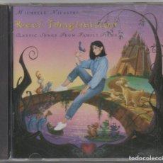 CDs de Música: MICHELLE NICASTRO - TEEL IMAGINATION / CD ALBUM DE 1994 / MUY BUEN ESTADO RF-5829. Lote 205835650