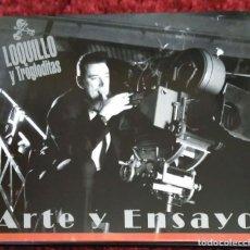 CDs de Música: LOQUILLO Y TROGLODITAS (ARTE Y ENSAYO) CD 2004 PRIMERA EDICIÓN. Lote 205836483