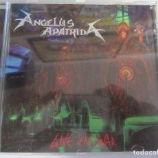 CDs de Música: CD ANGELUS APATRIDA GIVE 'EM WAR. Lote 205845213