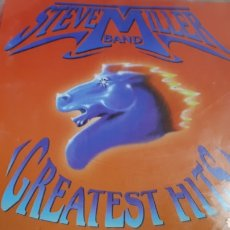 CDs de Música: STEVE MILLER BAND GREATEST HITS. Lote 205850422