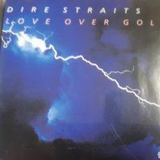 CDs de Música: DIRE STRAITS LOVE OVER GOLD. Lote 205850541