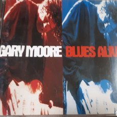 CDs de Música: GARY MOORE BLUES ALIVE. Lote 205850630
