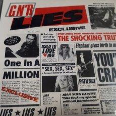 CDs de Música: GUNS N ROS4S G N R LIES. Lote 205851145