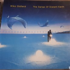 CDs de Música: MIKE OLDFIELD THE SONGS OF DISTANT EARTH. Lote 205851685
