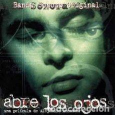 CDs de Música: ABRE LOS OJOS - BSO 2CDS. Lote 205852778