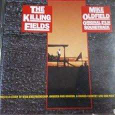 CDs de Música: MIKE OLDFIELD THE KILLING FIELDS. Lote 205853262