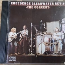 CDs de Música: CREEDENDE CLEARWATER REVIVAL THE CONCERT. Lote 205853522