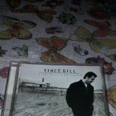 CDs de Música: VINCE GILL. HIGHLONESOME SOUND. EDICION MCA DE 1996. USA. RARO. Lote 205854212