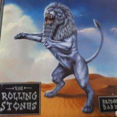 CDs de Música: THE ROLLING STONES BRIDGES TO BABYLON. Lote 205856305