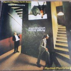 CDs de Música: MANFRED MANN S EARTH BAND ANGEL STATION. Lote 205856683