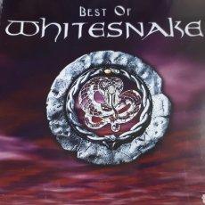 CDs de Música: WHITESNAKE THE BEST. Lote 205857277