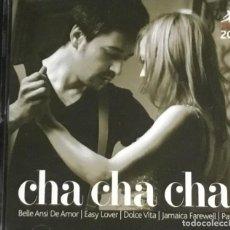 CDs de Música: CHA, CHA, CHA - BELLE ANSI DE AMOR. Lote 205870150