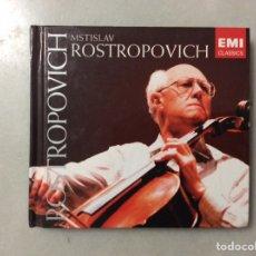 CDs de Música: ROSTROPOVICH. Lote 205872818