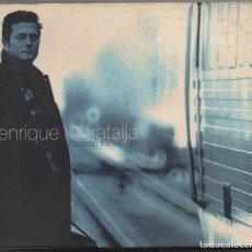 CDs de Música: ENRIQUE MORATALLA - CORAZON TRANSEUNTE / DIGIPCK DOBLE CD DEL 2000 / MUY BUEN ESTADO RF-5847. Lote 205876031