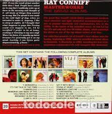 CDs de Música: RAY CONNIFF MASTERWORKS 1955-62 ALBUMS CAJA 7 CDS - Foto 2 - 205899665