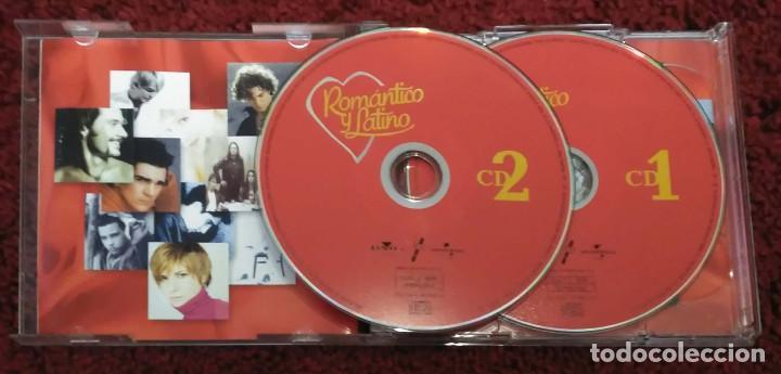 CDs de Música: ROMANTICO Y LATINO - 2 CDs 2003 (MIGUEL BOSE, MIGUEL RIOS, ROCIO DURCAL, PASION VEGA, TAMARA...) - Foto 3 - 206117781