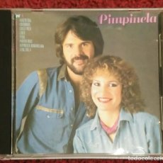 CDs de Música: PIMPINELA (PIMPINELA) CD 1992. Lote 206118657