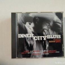 CDs de Música: INNER CITY BLUES - THE MUSIC OF MARVIN GAYE - BONO CHERRY MADONNA WONDER ... - CD. Lote 206133691