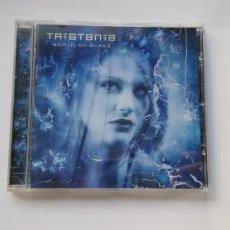 CD di Musica: 0520- TRISTANIA WORLD OF GLASS CD DISCO NUEVO !!LIQUIDACIÓN. Lote 206145717
