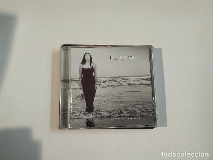 LUZ CASAL - UN MAR DE CONFIANZA - CD (Música - CD's Melódica )