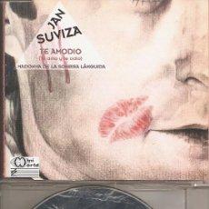 CDs de Música: JAN SUVIZA - TE AMODIO / MADONNA DE LA SONRISA LANGUIDA (CDSINGLE CAJA, CHAMBI RECORDS 1995). Lote 206171483