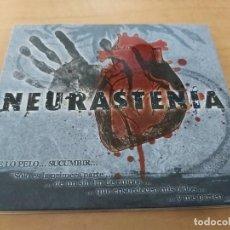 CDs de Música: NEURASTENIA CD ROCK ESPAÑOL 2009-EXTREMODURO-SINKOPE-PANGEA-FORRAGE (COMPRA MINIMA 15 EUR). Lote 206182680