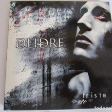 CDs de Música: CD DEIDRE TRISTE. Lote 206193862