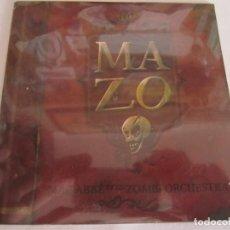 CDs de Música: CD MAZO MAC ABBE ET LE ZOMBI ORCHESTRA NUEVO PRECINTADO. Lote 206199158