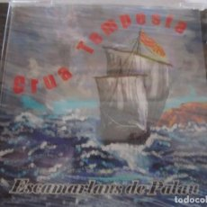 CDs de Música: CD ESCAMARLANS DE PALAU CRUA TEMPESTA HAVANERES NUEVO PRECINTADO. Lote 206202262