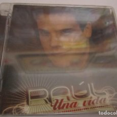 CDs de Música: CD RAUL UNA VIDA NUEVO PRECINTADO. Lote 206202767