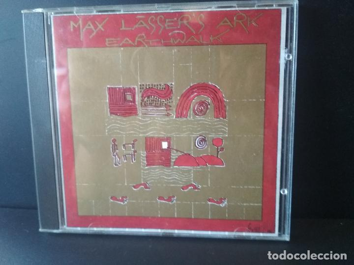 EARTTHWALK MAX LASSER ARK CD ALBUM CBS 1987 (Música - CD's Melódica )